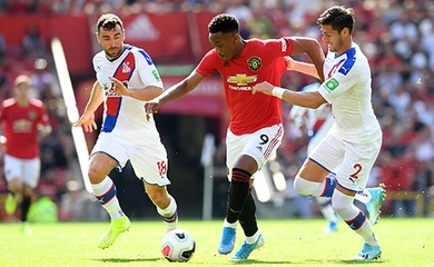 Nhận định MU vs Crystal Palace, 23h30 19/09, Ngoại hạng Anh