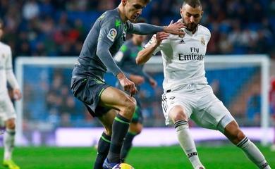 Nhận định Real Sociedad vs Real Madrid, 02h ngày 21/09, La Liga