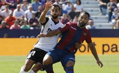 Nhận định Valencia vs Levante, 02h00 ngày 14/09, VĐQG Tây Ban Nha