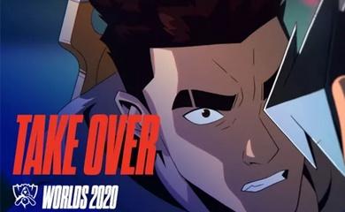Take Over - Ca khúc chủ đề CKTG 2020: Faker là nhân vật chủ đạo