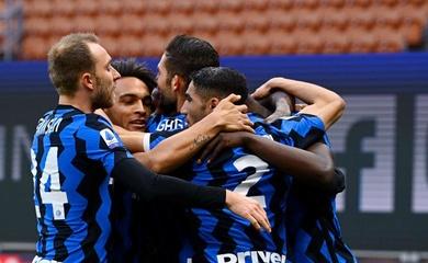 Inter vô địch Serie A và các con số thống kê mùa giải