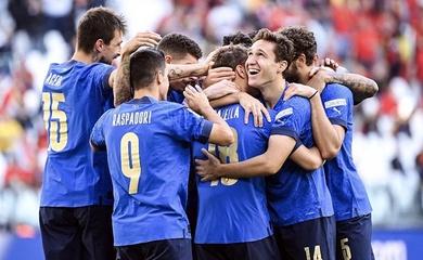 Bảng xếp hạng FIFA tháng 10: Ý và Pháp vượt qua Anh