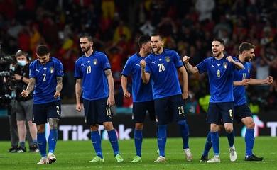 3 nhà vô địch Italia trong đội hình tiêu biểu EURO 2021