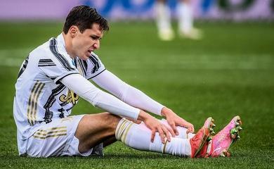 Juventus tụt xuống thứ 4 Serie A khi không có Ronaldo