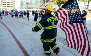 Dân chạy Mỹ tổ chức các hoạt động kỷ niệm sự kiện khủng bố 11/9