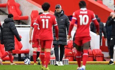 Liverpool được dự đoán đứng thấp chưa từng thấy ở cuộc đua top 4