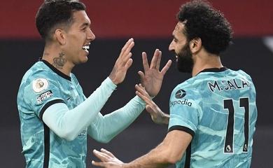 Liverpool tăng cơ hội dự Champions League sau khi thắng MU