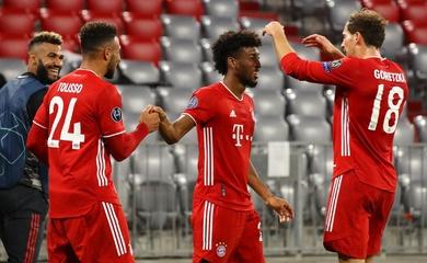 Link xem trực tiếp Lokomotiv Moscow vs Bayern Munich, cúp C1 2020