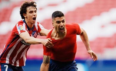 """Luis Suarez bỏ túi 1 triệu euro nhờ """"bàn thắng vàng"""" cho Atletico"""