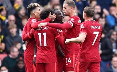 Kết quả Watford vs Liverpool, vòng 8 Ngoại hạng Anh