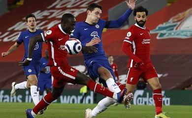 Mane bị tố né các quả phạt đền để Salah không ghi bàn
