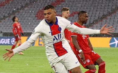 Mbappe tạo dấu mốc đặc biệt ở vòng loại trực tiếp Champions League