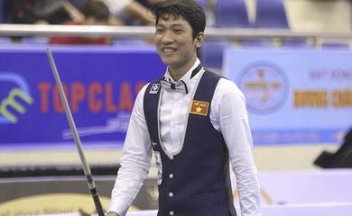 """""""Vua cơ điên"""" Đình Nại đánh bại hạt giống số 1, vô địch giải Bi-a thế giới"""