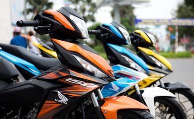 Giá xe máy Honda dự kiến sẽ tăng nhẹ trong tháng 10