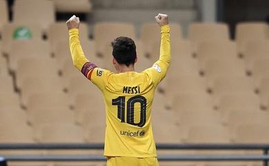 Barca ghi bàn thắng kéo dài thời gian nhất trong 5 năm