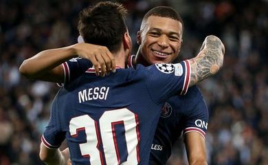 Câu nói của Mbappe về Messi khiến PSG phấn khích