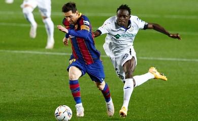 Messi và Barca bỏ lỡ 35 bàn thắng vì… khung gỗ