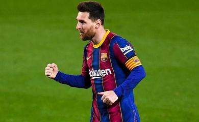 Messi sẽ không có hợp đồng với Barca khi dự Copa America?
