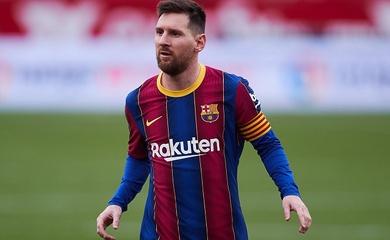 Messi nhận thêm giải thưởng ở La Liga với Barca