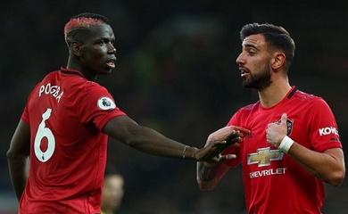 MU tốt hơn khi không có Fernandes và Pogba chơi cùng nhau