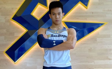"""Philippines lộ diện tài năng trẻ chạy 100m, hứa hẹn """"cà khịa đối thủ"""" ở SEA Games 31"""