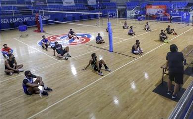 Bóng chuyền Philippines tập trung, chuẩn bị cho những giải đấu lớn