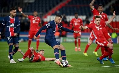 Xem lại bóng đá cúp C1 đêm qua: PSG vs Bayern Munich