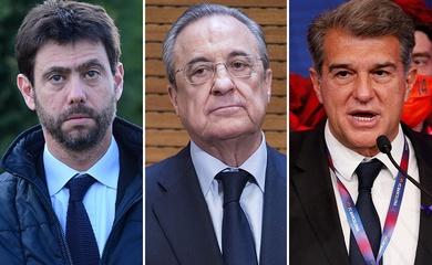Real, Barca và Juventus đối mặt án phạt nặng ở Champions League