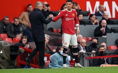 Ronaldo đưa ra yêu cầu cho HLV MU sau khi ngồi dự bị trước Everton