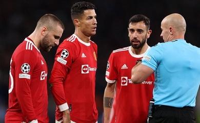 Salah tốt hơn Ronaldo trong đội hình kết hợp MU vs Liverpool