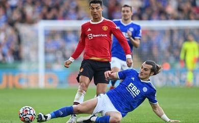 HLV Leicester tiết lộ cách ngăn chặn Ronaldo trong trận thắng MU