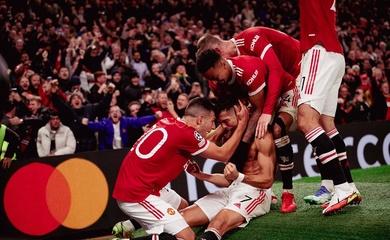 Bàn thắng của Ronaldo đánh bại kỷ lục ở MU do Solskjaer nắm giữ