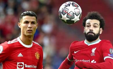 Thành tích của Ronaldo trước Liverpool và Salah trước MU thế nào?