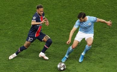 Ruben Dias phòng ngự phi thường cho Man City ở Champions League
