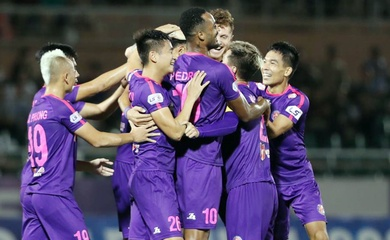 Video Highlight Sài Gòn vs Than Quảng Ninh, V-League 2020 hôm nay
