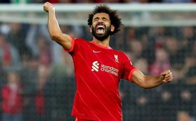 Salah sút hỏng phạt đền vẫn giúp Liverpool ngược dòng trước Milan
