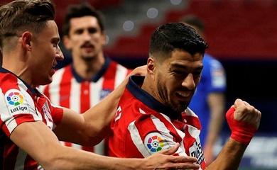 Luis Suarez làm điều khó tin: Ghi bàn ở mọi phút từ 1 đến 90
