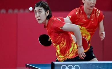 Kết quả bóng bàn mới nhất: Trung Quốc tranh HCV đồng đội nữ