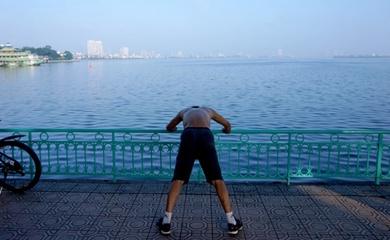 Hà Nội giãn cách xã hội theo CT 16, cấm tuyệt đối hoạt động thể dục ngoài trời