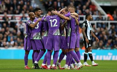 Kết quả Newcastle vs Tottenham, vòng 8 Ngoại hạng Anh