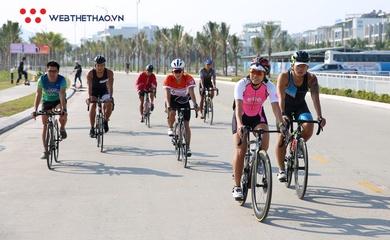 Triathlon lần đầu góp mặt tại Đại hội TDTT toàn quốc 2022