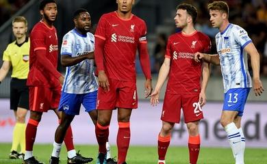 Van Dijk ra sân lần đầu tiên cho Liverpool sau 9 tháng