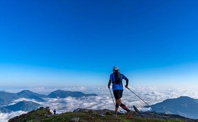 Giải chạy đường mòn có cự ly 160km đầu tiên lùi ngày tổ chức