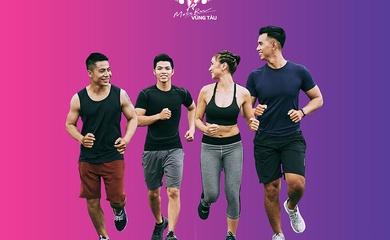 Chạy và thưởng thức âm nhạc với Vũng Tàu Music Run 2021