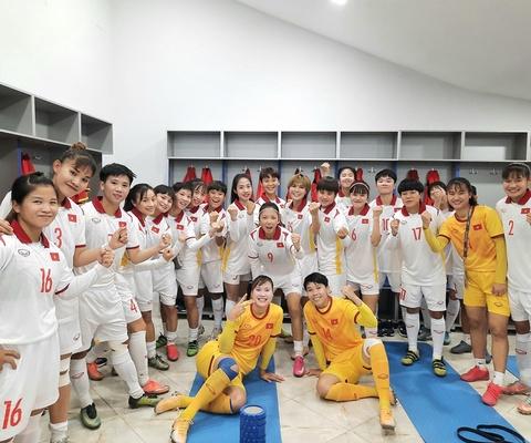 Nữ Việt Nam vs Tajikistan: Gần hơn với World Cup