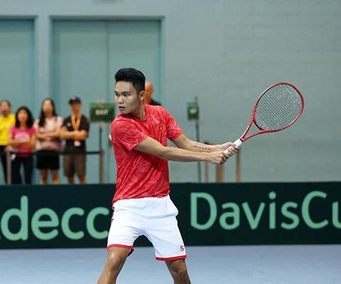 Kết quả tennis Davis Cup hôm nay: Việt Nam trở lại nhóm II