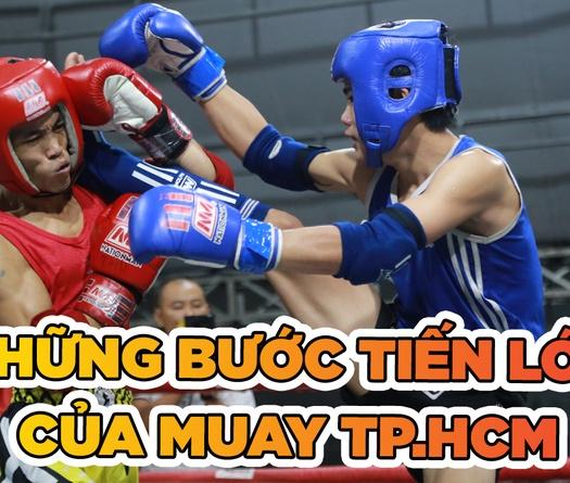 Những bước tiến lớn của phong trào Muay TP.HCM