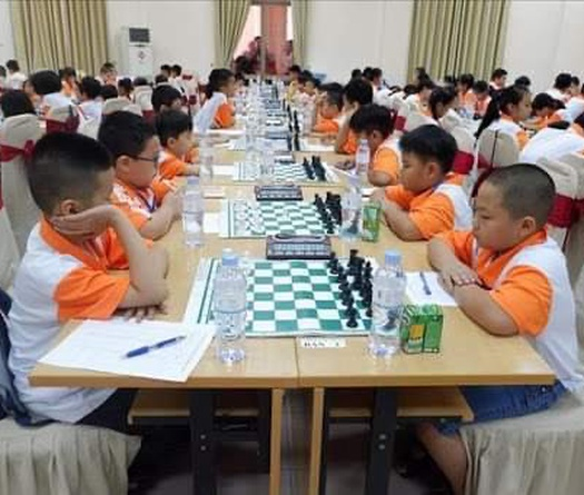 """Giải Cờ vua trẻ xuất sắc toàn quốc 2020: Nơi phát hiện và ươm mầm những """"hạt giống vàng"""" của cờ vua Việt Nam"""