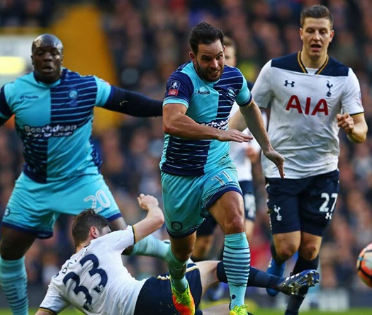 Nhận định, soi kèo Wycombe vs Tottenham, 02h45 ngày 26/01, Cúp FA