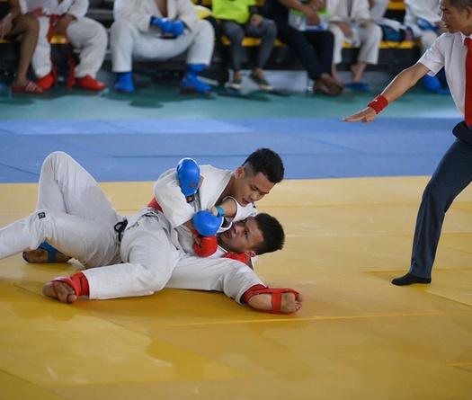 Fighting: Nội dung mới được đưa vào giải Jujitsu quốc gia có gì đặc biệt?